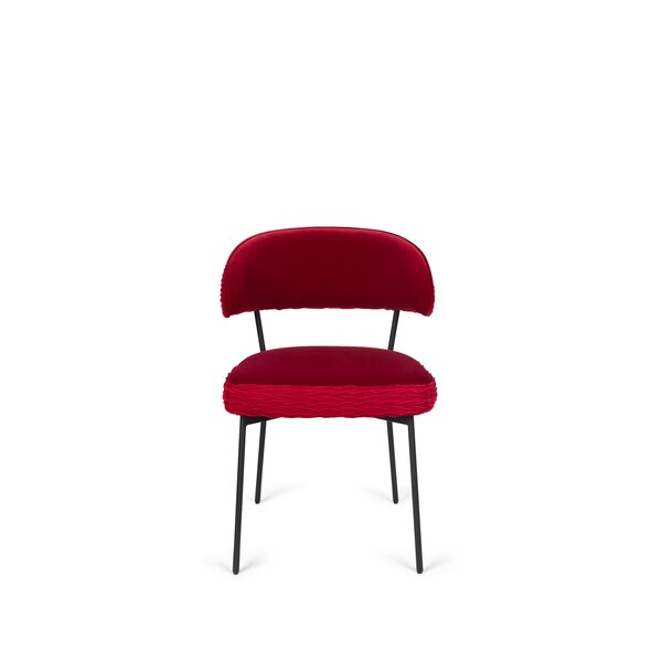 Upholstered Side Chair (Set of 2) by Bold Monkey Bold Monkey