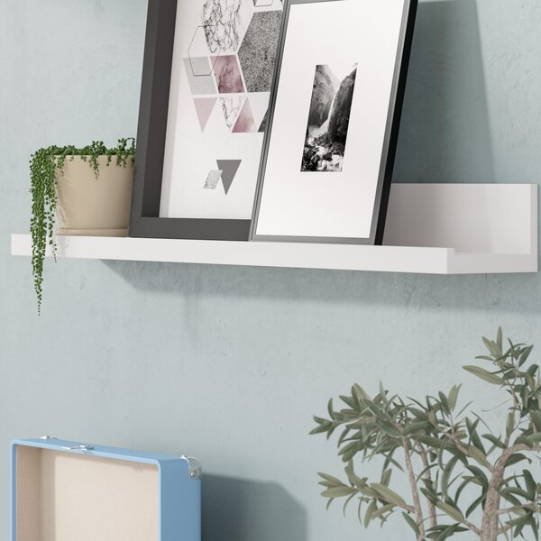 Picture Ledge Wall Shelf by Mercury Row