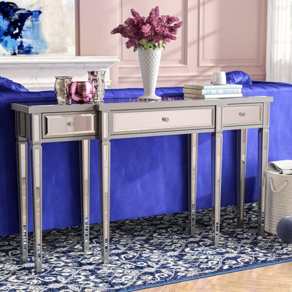Aguila Console Table by Willa Arlo Interiors