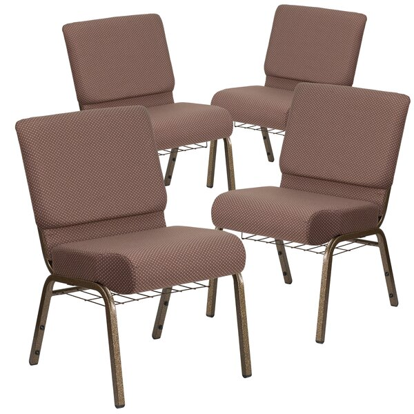 MacArthur Contemporary Guest Chair (Set of 4) by Ebern Designs