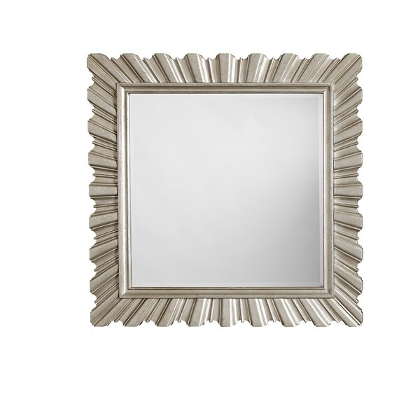 Stanmore Square Dresser Mirror by Rosdorf Park