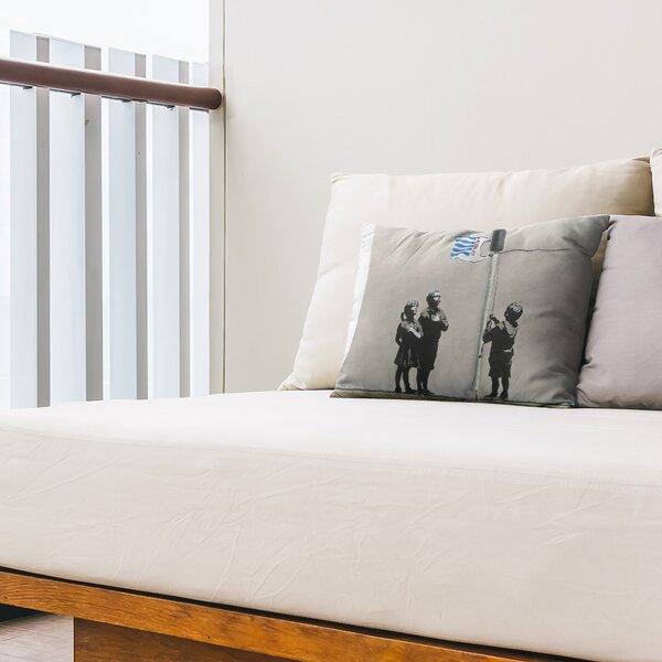 Very Little Helps Indoor / Outdoor 14 Lumbar Pillow
