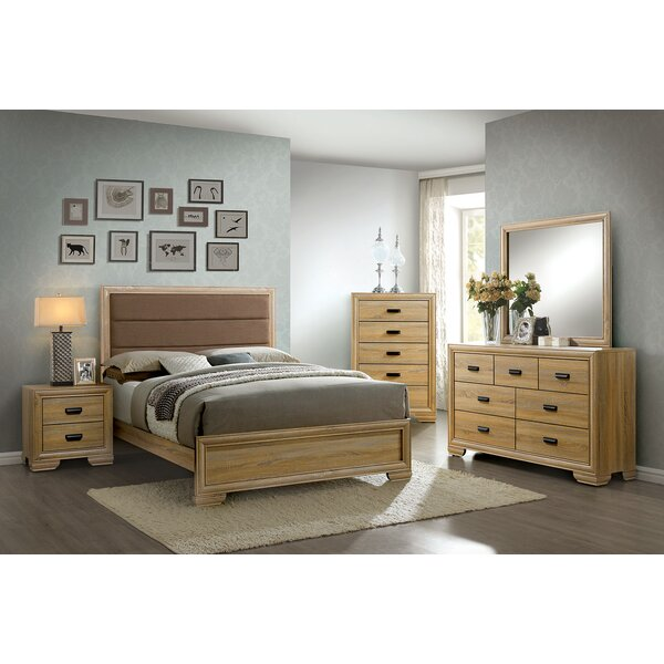 Barefield Standard Configurable Bedroom Set by Foundry Select