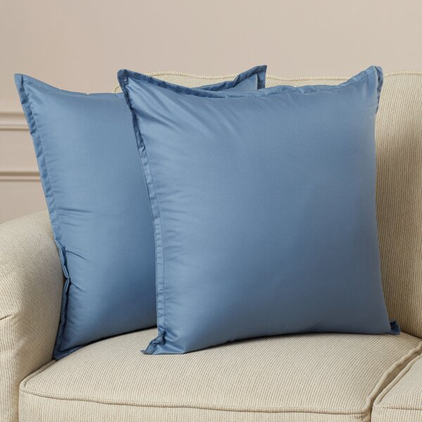 Blairview Water and Stain Resistant Throw Pillow (Set of 2) by Charlton Home