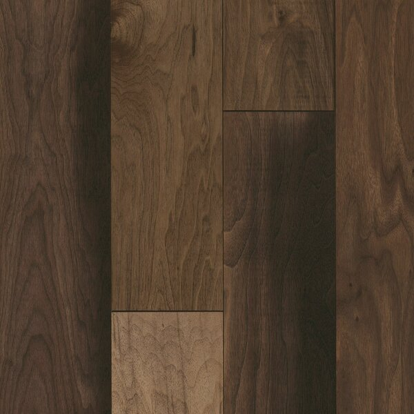 Artisan 6-3/4 Engineered Walnut Hardwood Flooring in Crafted Warmth by Armstrong Flooring