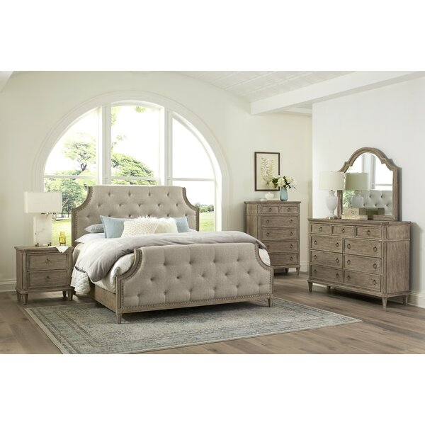 Tuscany Standard Configurable Bedroom Set By One Allium Way by One Allium Way New
