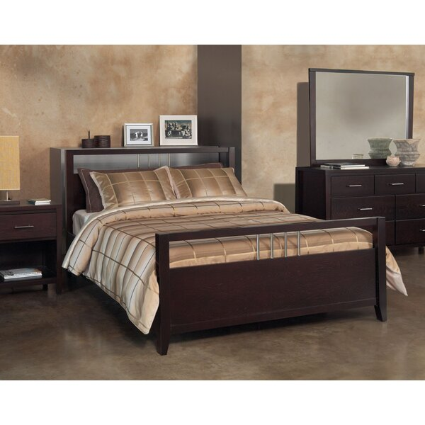 Giselle Storage Panel Bed by Modus Furniture