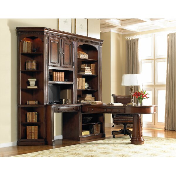 European Renaissance II 6 Piece Desk Office Suite by Hooker Furniture