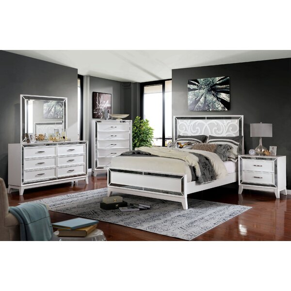Iker Standard Configurable Bedroom Set by Rosdorf Park