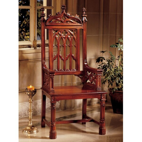 Gothic Armchair By Design Toscano Great Reviews