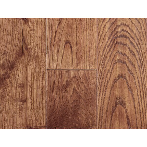 Orchard 4-3/4 Solid Oak Hardwood Flooring in Evergreen by Albero Valley
