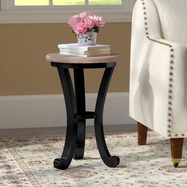 Eunice Cottage End Table by Alcott Hill Alcott Hill