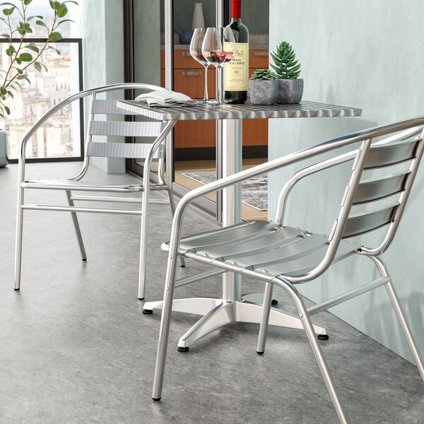 Calimesa Square 3 Piece Bistro Set by Trent Austin Design