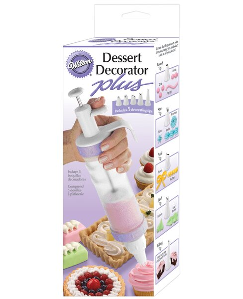 Dessert Decorator Plus by Wilton