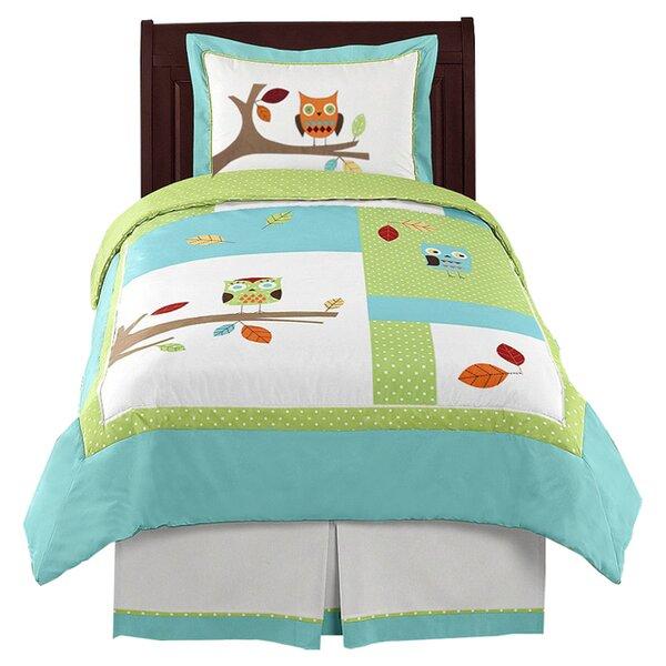 Hooty Comforter Set by Sweet Jojo Designs