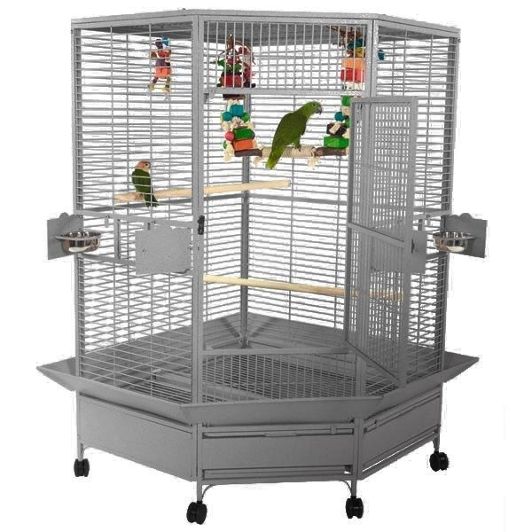 Extra Large Corner Cage by A&E Cage Co.