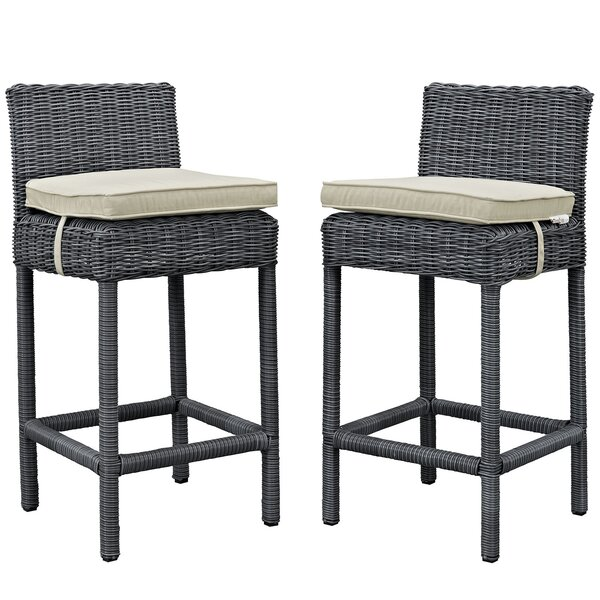Keiran 28 Bar Stool (Set of 2) by Brayden Studio