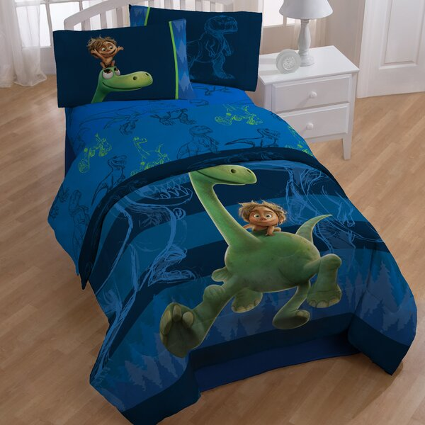 Good Dinosaur 4 Piece Sheet Set by Disney