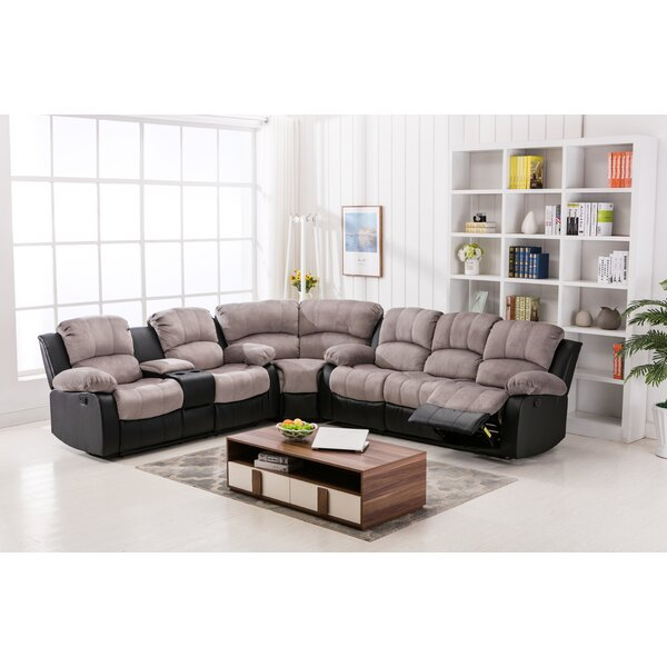 Looking for Bairdford Reclining Sectional By Latitude Run New