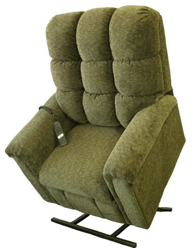 Nice Comfort Chair Company American Series Power Lift Assist Recliner U0026 Reviews  | Wayfair