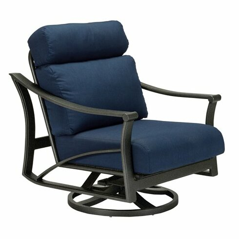 Corsica Patio Chair with Cushion by Tropitone