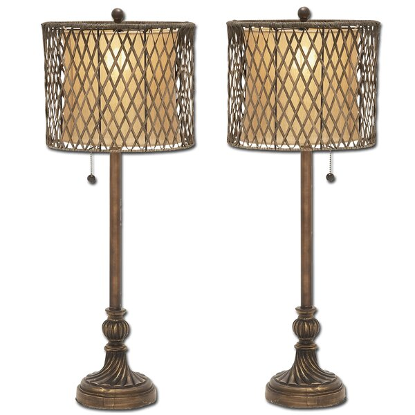 Lyons 33 Table Lamp (Set of 2) by Urban Designs