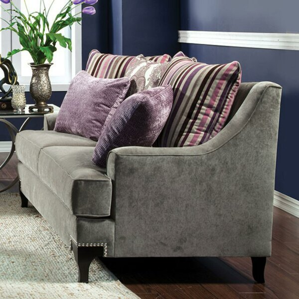 Best Recommend Gallager Opulent Sofa by Everly Quinn by Everly Quinn