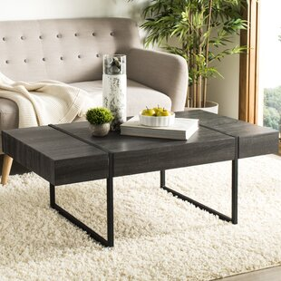 Sonoma industrail Coffee Table Trent Austin Design