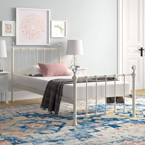 Darnell Single Bed Frame Isabelle & Max