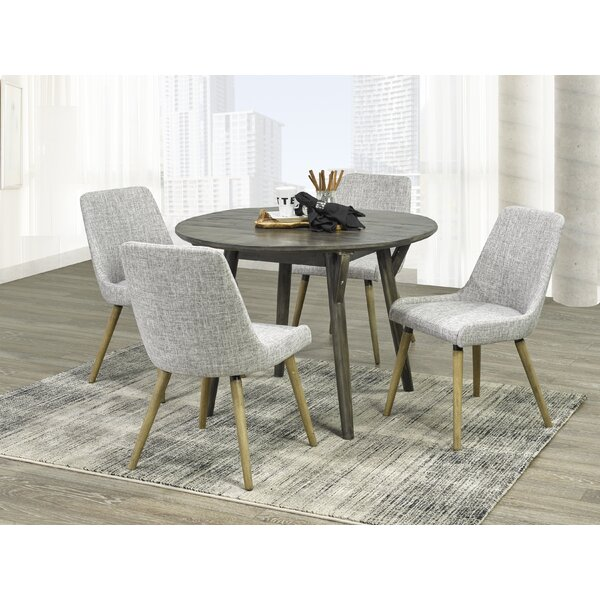 Benner 5 Piece Dining Set by Brayden Studio