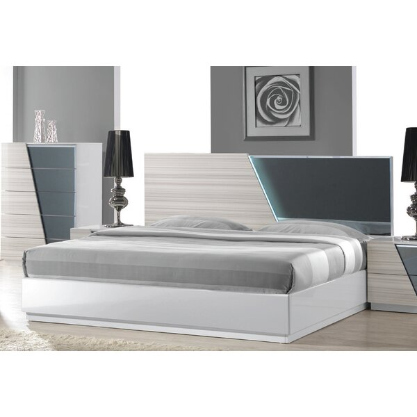 Nikhat Platform Bed by Orren Ellis