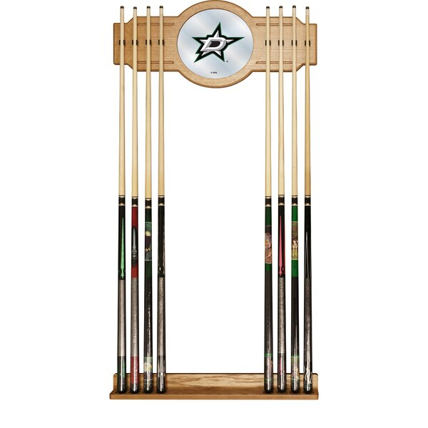 NHL Wall Cue Rack by Trademark Global