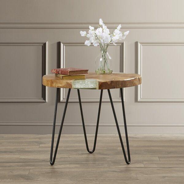 Aramingo End Table by Mercury Row