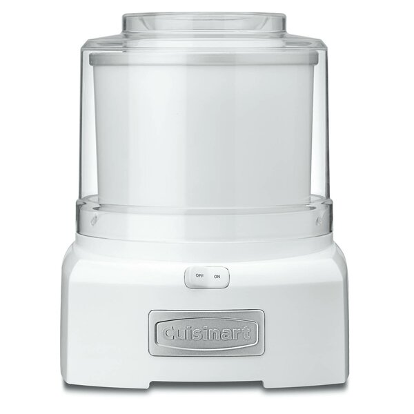 1.5 Qt. Frozen Yogurt, Ice Cream & Sorbet Maker by Cuisinart