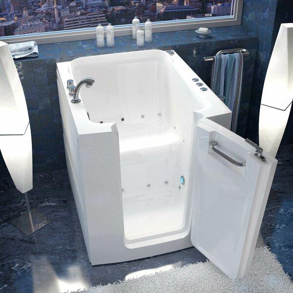 Durango 38 x 32 Walk-In Bathtub by Therapeutic Tubs