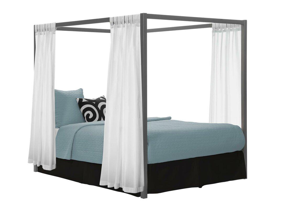 Dolson Queen Canopy Bed