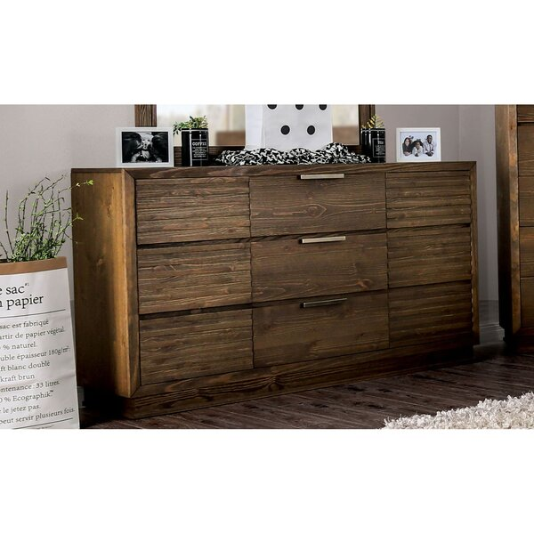 Buffington 9 Drawer Combo Dresser by Loon Peak