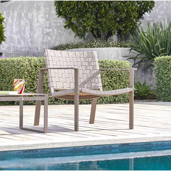 Ridgedale Patio Chair by Brayden Studio