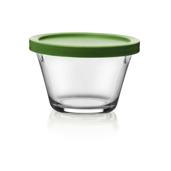 Round 12 Piece Ramekin Set with Lid by Libbey
