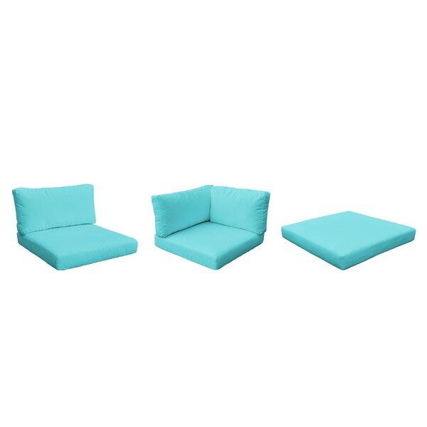 Monaco 23 Piece Outdoor Cushion Set by TK Classics TK Classics
