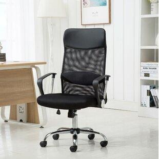 Buker Mesh Conference Chair