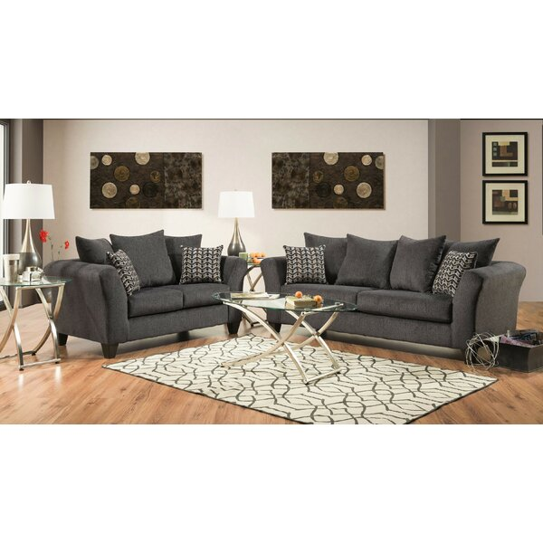 Strohm 2 Piece Living Room Set by Wrought Studio