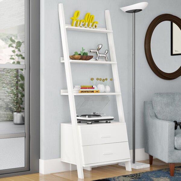 Antoninus Ladder Bookcase by Mercury Row