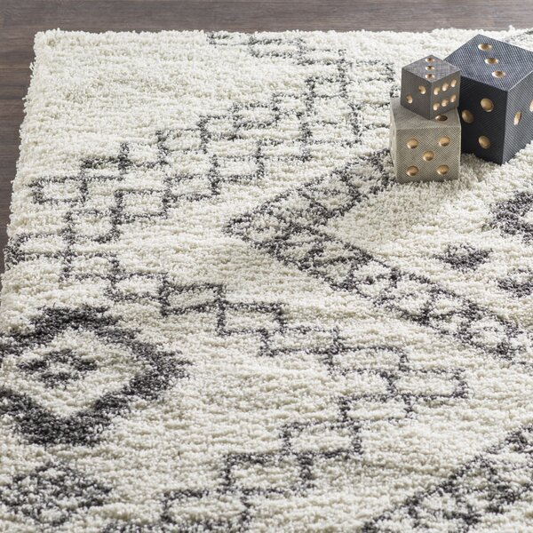 Amall Ivory Area Rug by Trent Austin Design