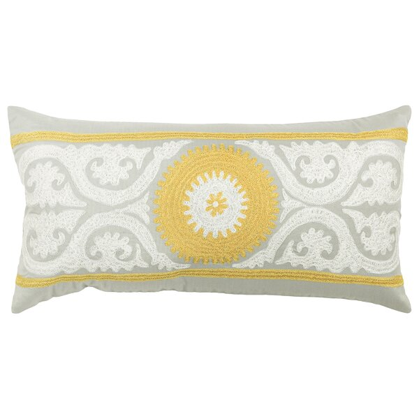 Ingrid Lumbar Pillow by Rizzy Home