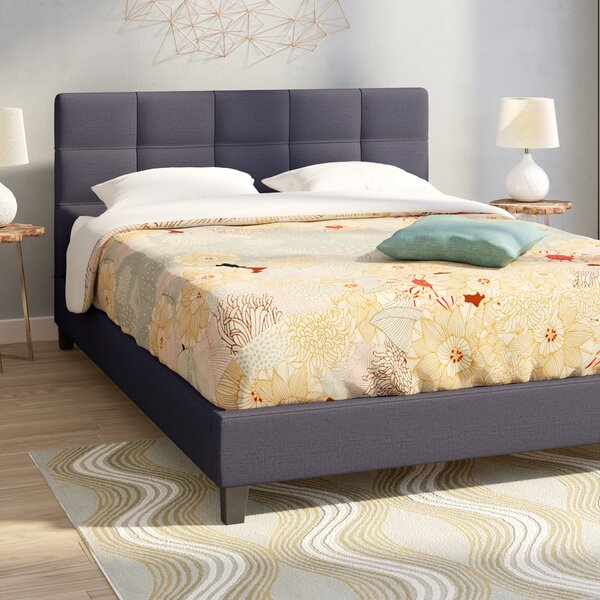 Condit Upholstered Platform Bed by Brayden Studio