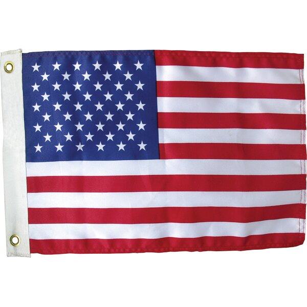 U.S. Flag by Shoreline Marine