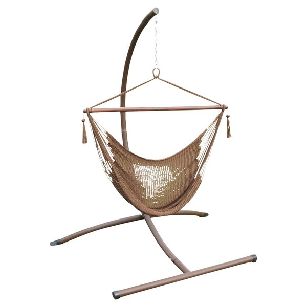 Phat Tommy Patio Garden Chair Hammock with Stand by Buyers Choice