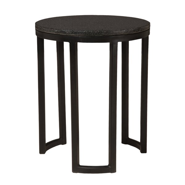 End Table by Emissary Home and Garden