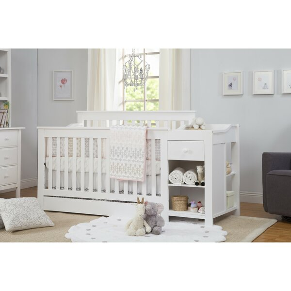 Piedmont 4-in-1 Crib and Changer Combo by DaVinci